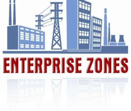 What is the Enterprise Zone?